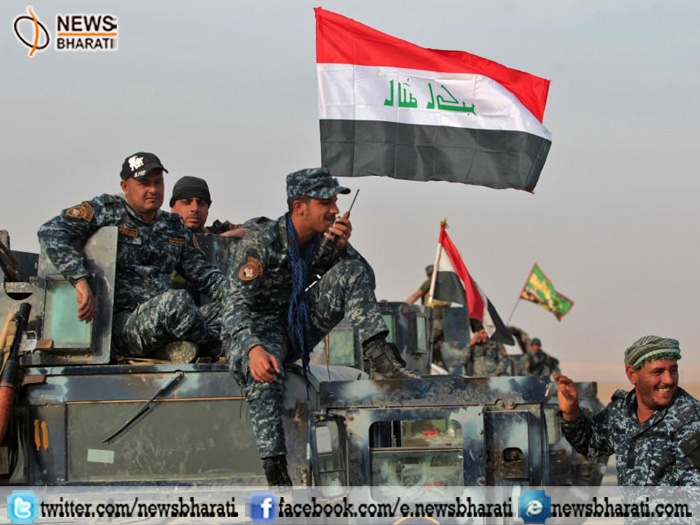Iraqi forces reclaim Al-Baaj district of Mosul from ISIL
