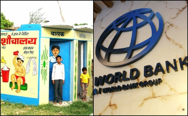 World Bank offered help to work for achieving 'Open Defecation Free India'