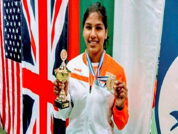 Chennai girl becomes first Indian to win Gold in Fencing Championship