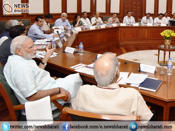 PM Modi reviews anti-black money drive and GST preparations