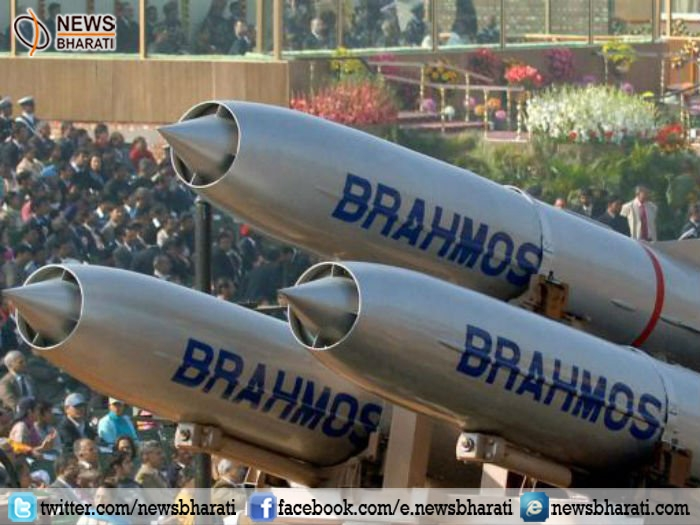 Major boost to Indian security forces armoury; successfully test fires version of Brahmos cruise missile