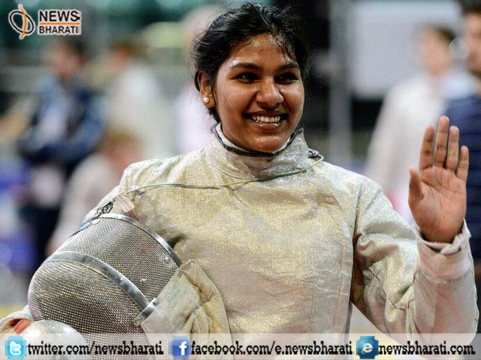 Proud! Bhavai Devi becomes first Indian to bag gold medal in an international fencing event
