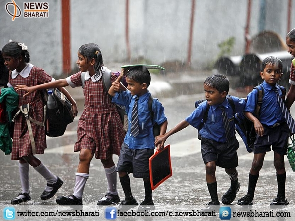 MET department forecasts heavy rainfall for next 5 Days
