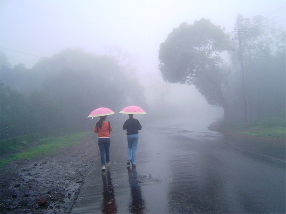 After Kerala, North East Monsoon reaches Mahabaleshwar