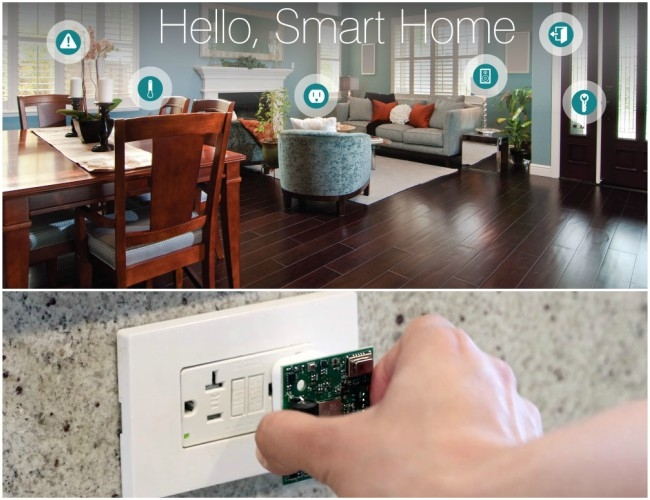 Enough of 'SmartPhones'! Now just plug this new device and convert your home into 'SmartHome'!
