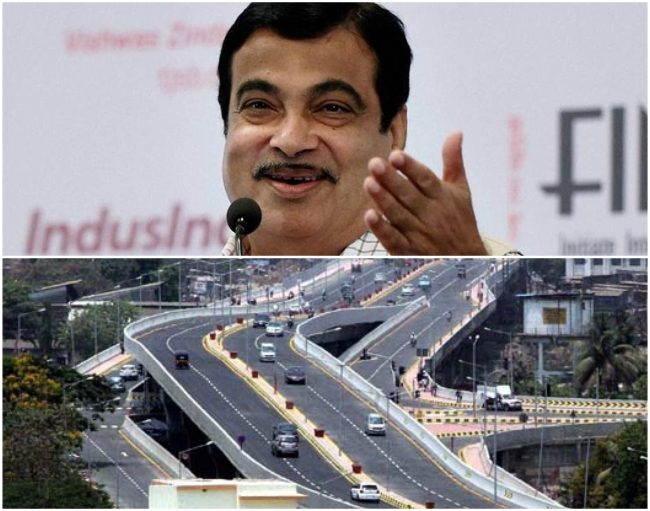 Nitin Gadkari lays Foundation Stone of around 8 projects to boost infrastructural development