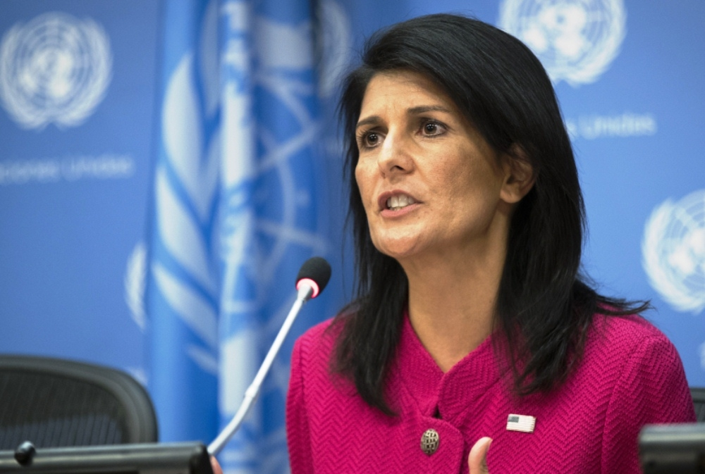 US believes China is doing back-channel networking with North Korea: Nikki Haley