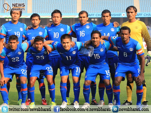 Proud! After 21 years, Indian football team enters into top 100 of Fifa world ranking