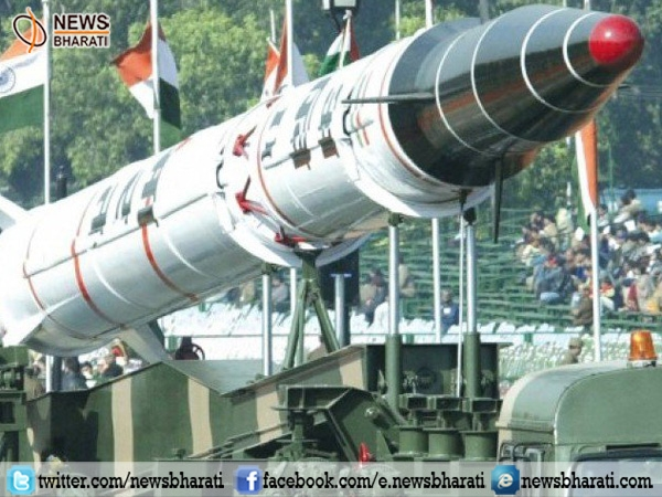 India test-fires Agni-II missile; capable of striking target more than 2,000 km accurately