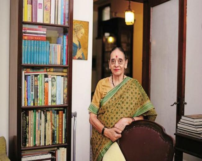#WomanofWorth Justice Leila Seth- 1st judge of Delhi HC dies; Prez Pranab, PM Modi condoles