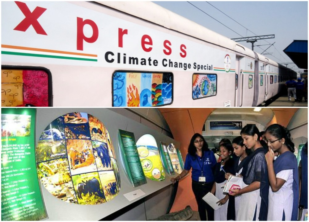 #ScienceExpress touches Goa, highlights global challenge of climate change