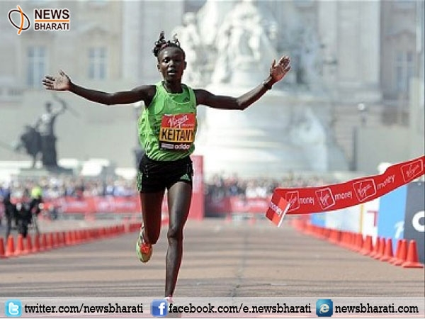 Tale of an athlete who runs for peace