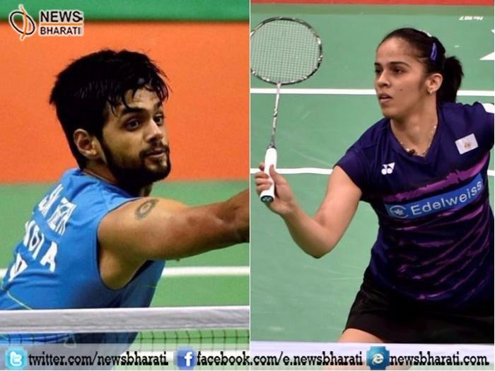 Saina Nehwal, B Sai Praneeth storms into pre-quarterfinals of Thailand Open
