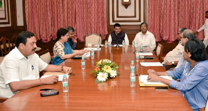Ensure the effective implementation of disaster management plan : CM Fadnavis to officials