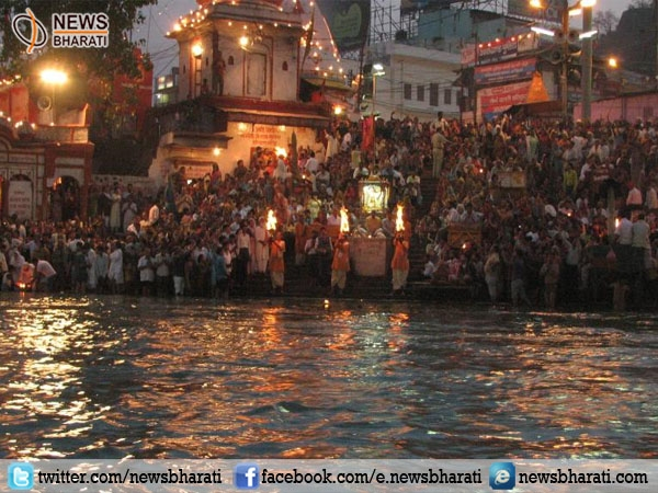 Spiritual Institutions can contribute Namami Gange Programme: Uma Bharati