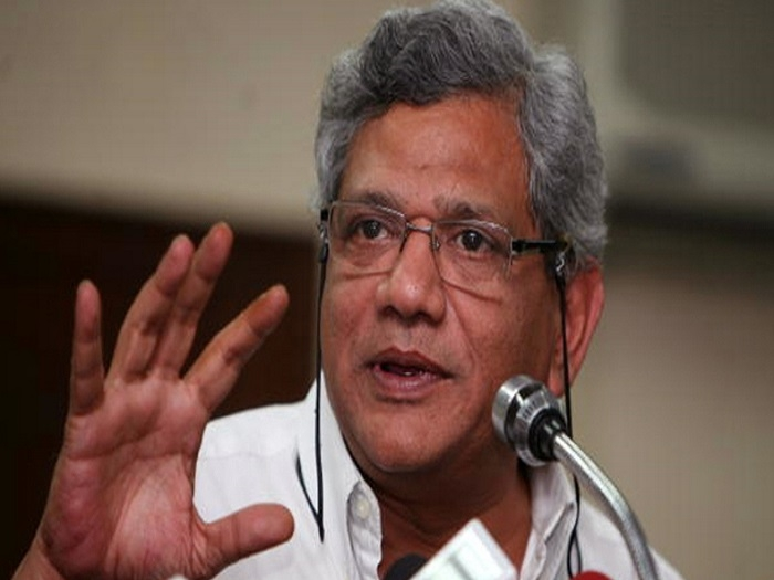 Yechuri solely responsible for political violence in state: Kerala BJP