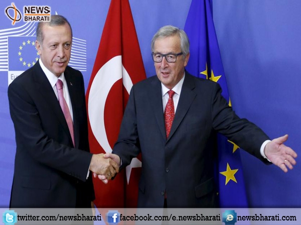 Turkey-EU talks to revive membership; Human Rights hope for a reunion