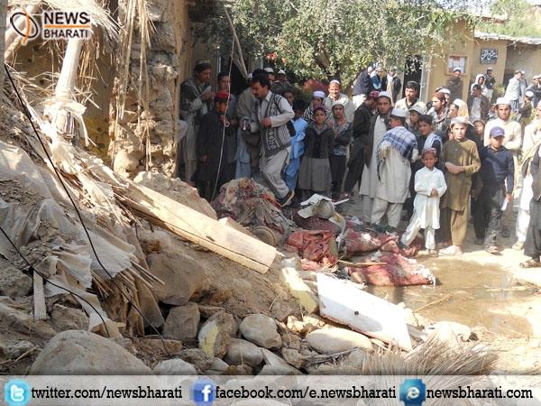 US drone kills Haqqani`s top commander in Pakistan