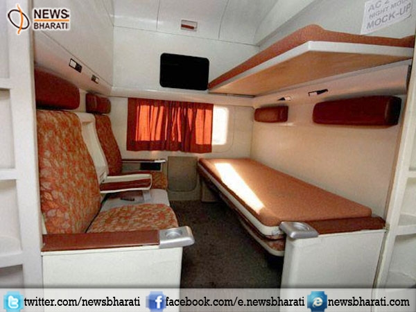 Railways soon to refit 40,000 coaches for quality experience during journey