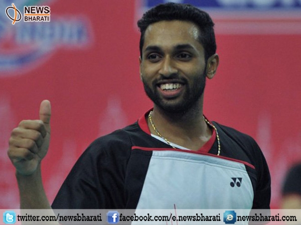 Canada Open: HS Prannoy advances to pre-quarter finals; Parupalli Kashyap bows out of tournament