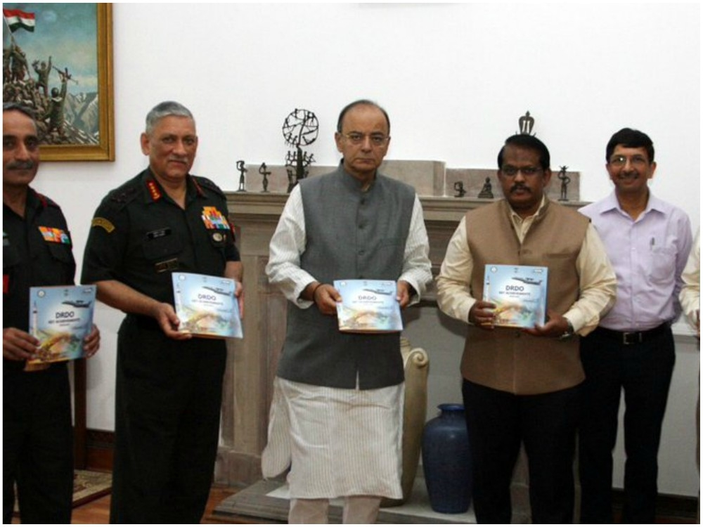 'DRDO' booklet released, contributing key achievement of Defence