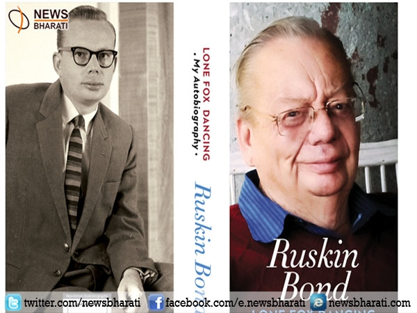 "Ruskin Bond enlightens his fans with ""the story of a small man"" in his autobiography"