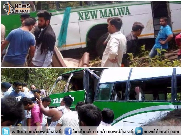 10 pilgrims killed, 50 others wounded after private bus falls into deep gorge in Himachal's Kangra