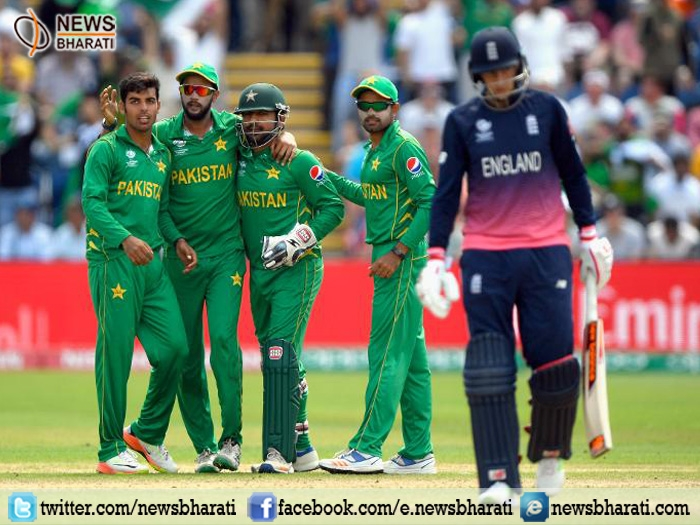 Pakistan stuns mighty England to reach #ChampionsTrophy final