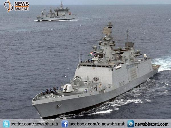 India-Australia naval exercise 'AUSINDEX' kicks off to develop mutual cooperation