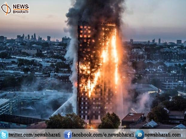 12 dead and 18 critical in Grenfell Tower blaze