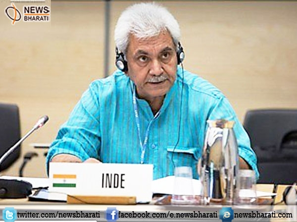 There is an urgent need to migrate to knowledge societies: Manoj Sinha