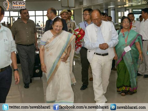 India can never develop without first developing the Northeast: Sumitra Mahajan