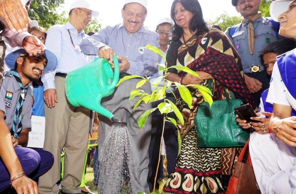 Spirit of Clean & Green campaign shall continue uninterrupted throughout year: Dr Harsh Vardhan