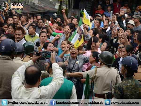 Summer of unrest; Darjeeling loses its faith on Bengal administration