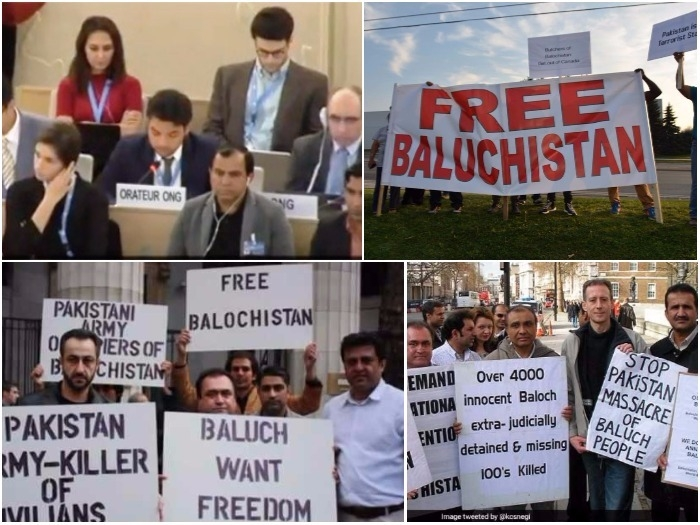 Stop Pakistan's 'Baloch suppression' from worsening: Baloch leader plead UNHRC