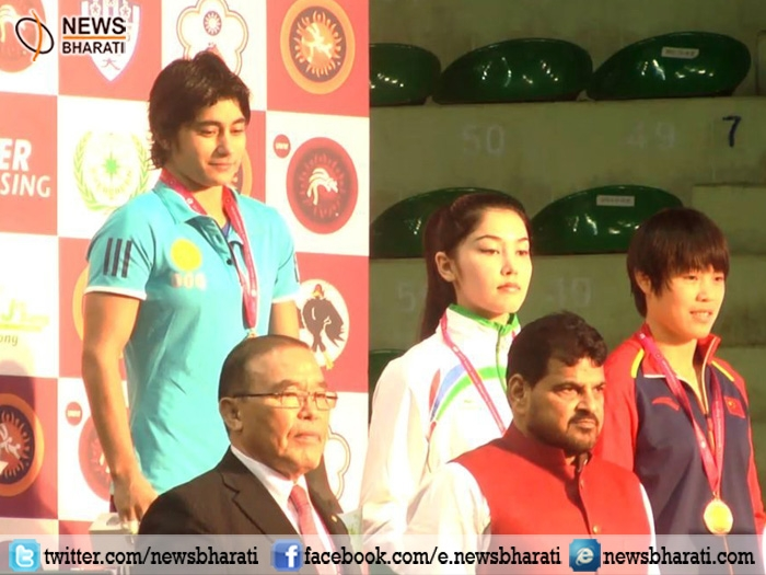 #AsianJuniorWrestlingChampionship: India bags seven medals including 1 Gold