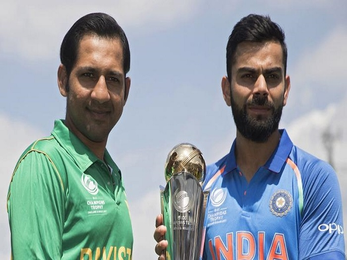 Pak trounce India by 180 runs, lift ICC Champions Trophy