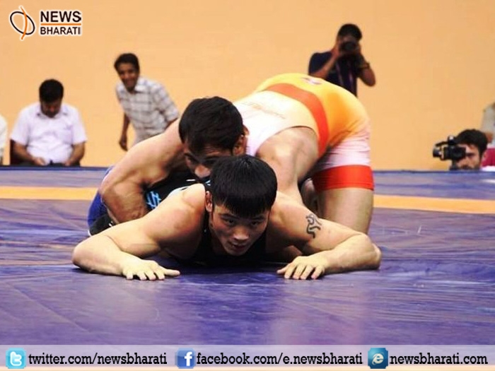 #AsianJuniorWrestlingChampionship: India bags ten medals including 2 gold