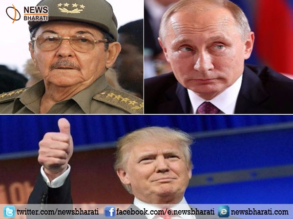 Cold War II? Russia stands with Cuba against new US policy