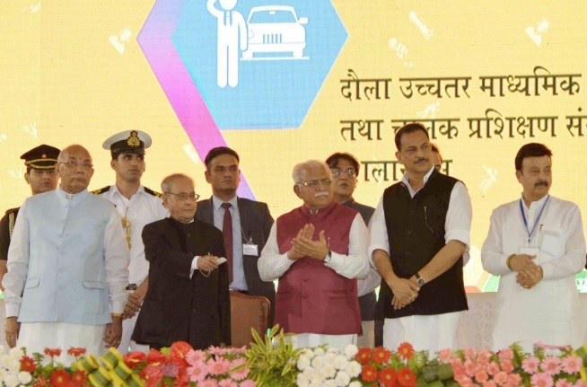 Village empowerment will transform the structure of our economy :  President  Mukherjee