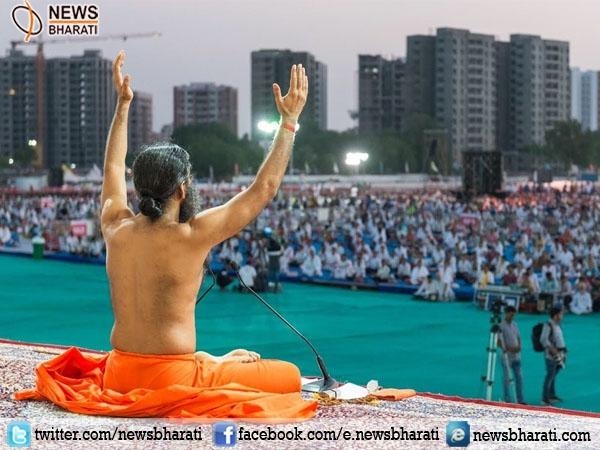 Introducing 'Dance Yoga' Ramdev Baba encouraged people says 'will help make India stronger'