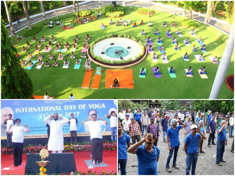 With #InternationalYogaDay, our PM gifted India's richest heritage for  humanity: Kiran Bedi