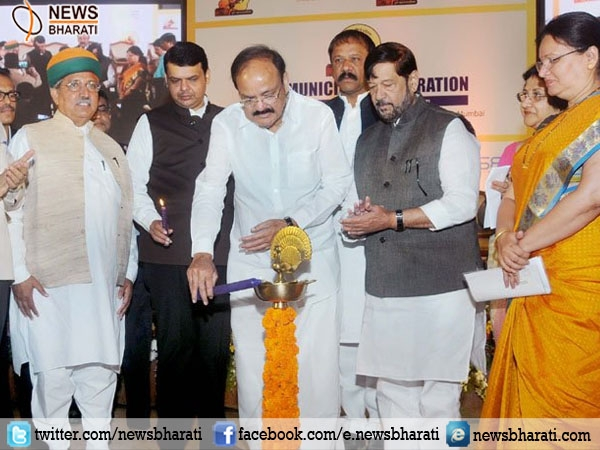 Pune is poised to add a new chapter in the country's urban transformation: Venkaiah Naidu