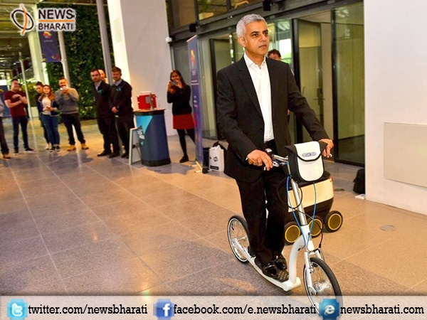 London Mayor considers cutting car journeys to reduce pollution, improve public transport and people's health