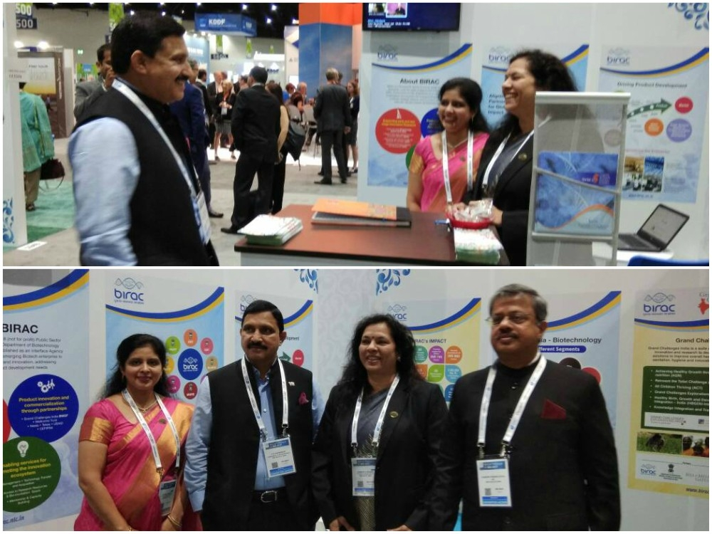 India promotes 'Make in India' theme at BIO International Convention & Exhibition 2017, USA