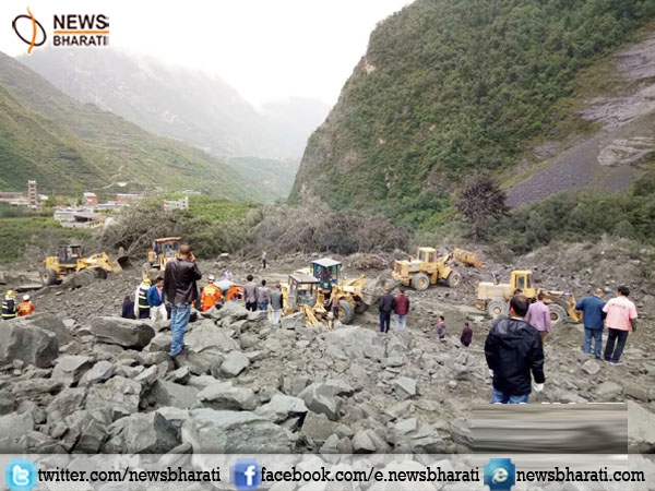 Over 100 people, 40 houses feared buried alive in China landslide