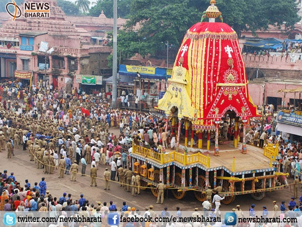 While Rath Yatra set to begin tomorrow, Odisha new police force launched to take control