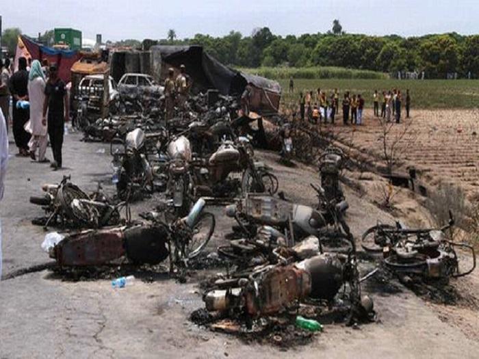 Death toll in Bahawalpur oil tanker fire rises to 153