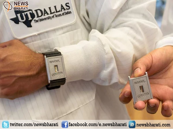 Sigh of relief ! With a wearable device 'Diabetes' can now be detected through your 'sweat'