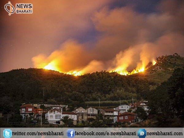 Deadly forest fire in Spain forces 1,500 people to flee the neighbourhood